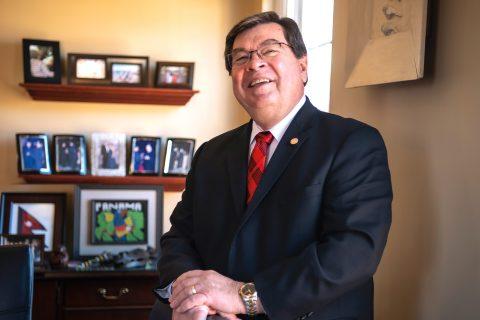 President Larry H. Dietz