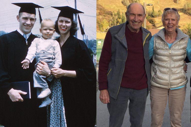 Drs. Clayton and Bonnie Thomas