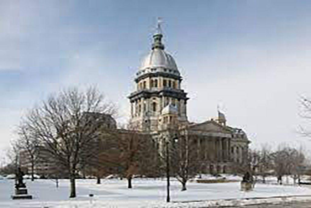 IL State Capitol