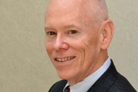 Professor Tom McClure Head Shot