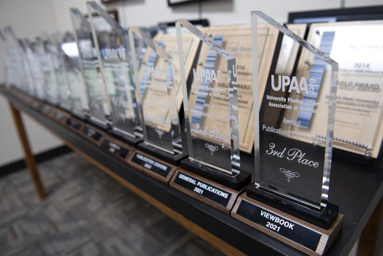 UPAA awards won by Lyndsie Schlink
