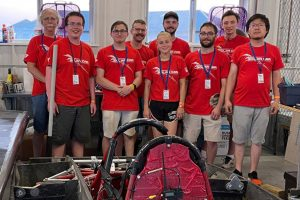 Solar Car Team takes on the American Solar Car Challenge article thumbnail