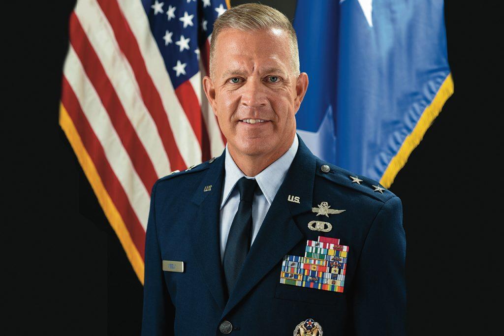 Major General Richard Neely