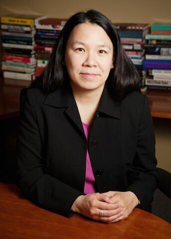 headshot of Dr. Cara Wong