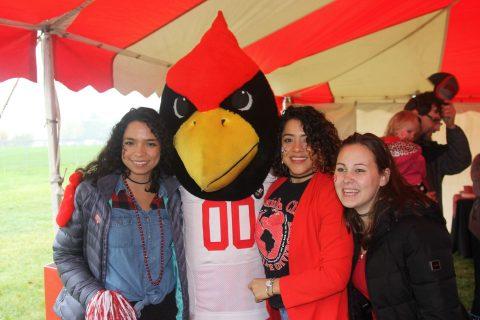 education alumni celebrate Homecoming