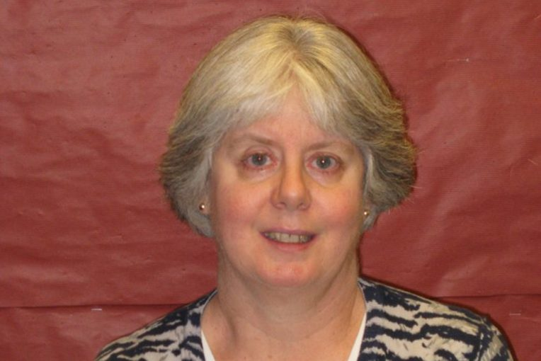 Dr. Jean Sawyer, interim chair of the department of Communication Sciences and Disorders