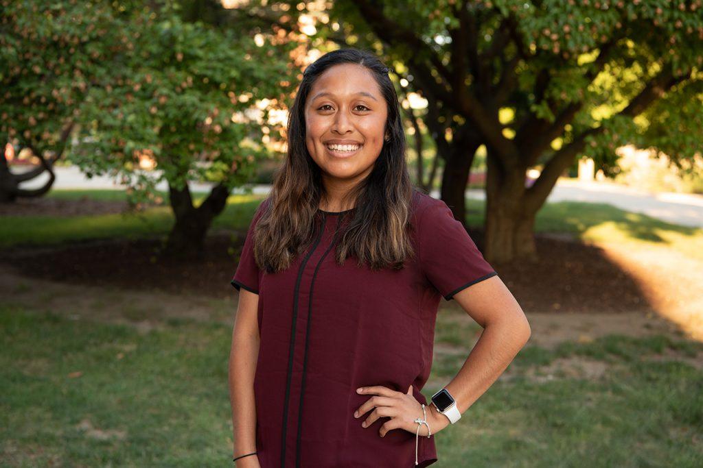 Jessica Ochoa, president of Redbirds en Ritmo