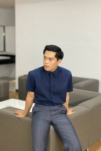 Headshot of director Sanhawich Meateanuwat