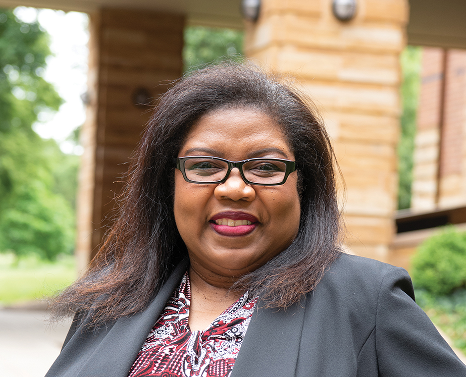 Dr. Tina Williams.