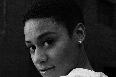 headshot of Ariana DeBose