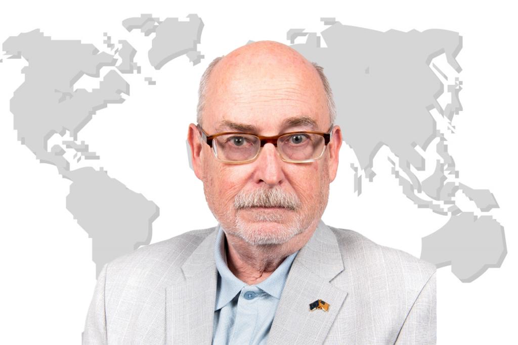 Headshot of Dr. David Cleeton