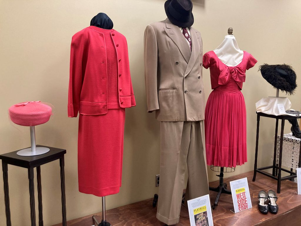 Ensembles from the Lois Jett Historic Costume Collection