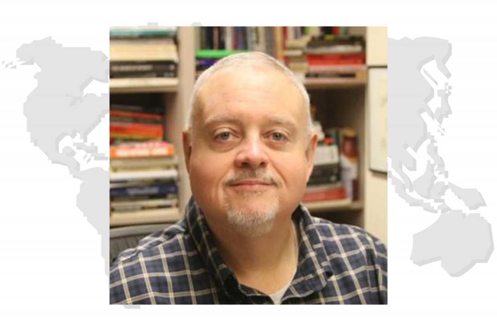 Headshot of Dr. Zompetti