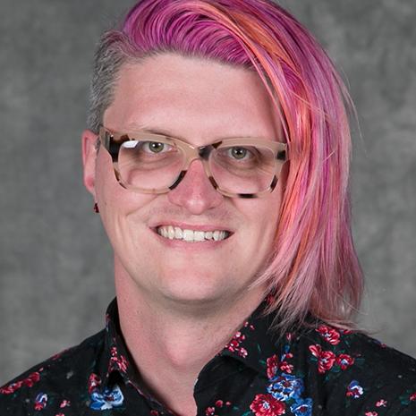 headshot of Travis L. Wagner