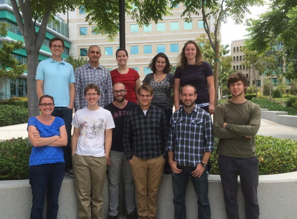 July 2014 Group photo
