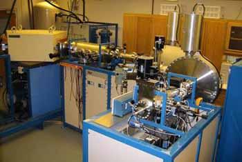 Keck AMS Facility