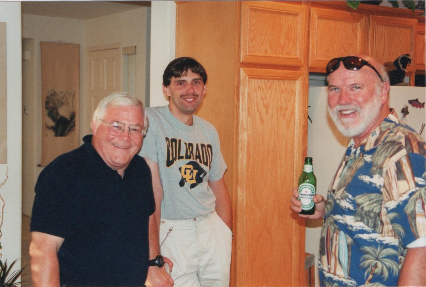 John Hemminger, Sergey Nizkorodov, Mike Ezell