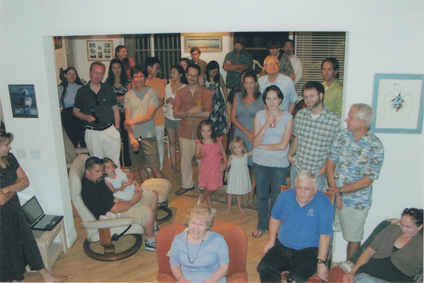 Group party 2007