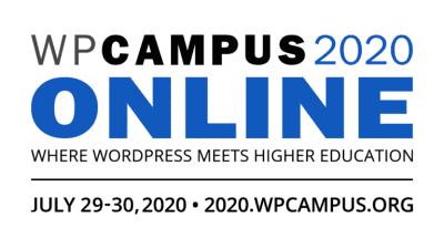 WPCampus 2020 Online
