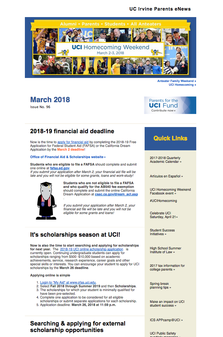 March 2018 eNews