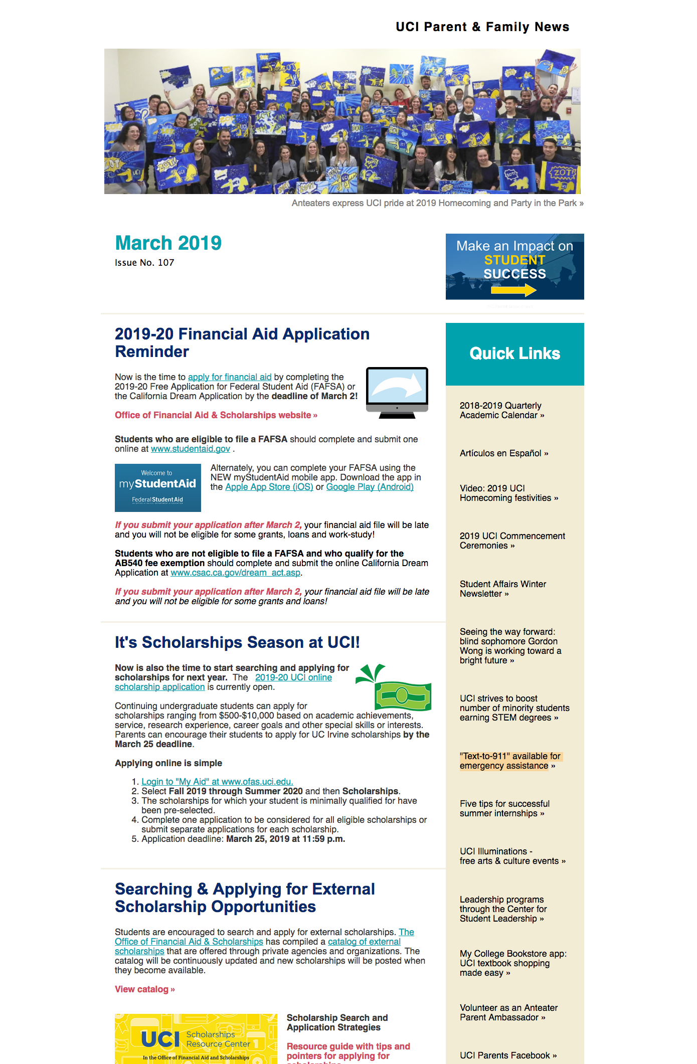 March 2019 eNews