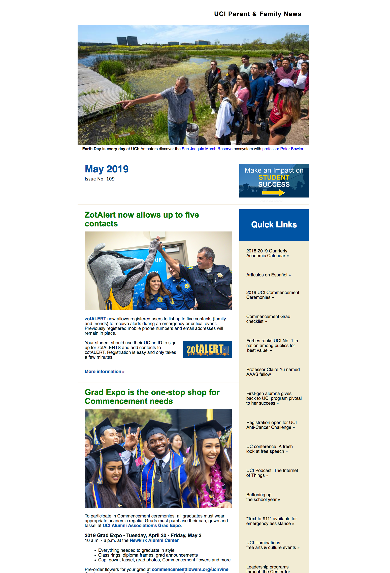 May 2019 eNews
