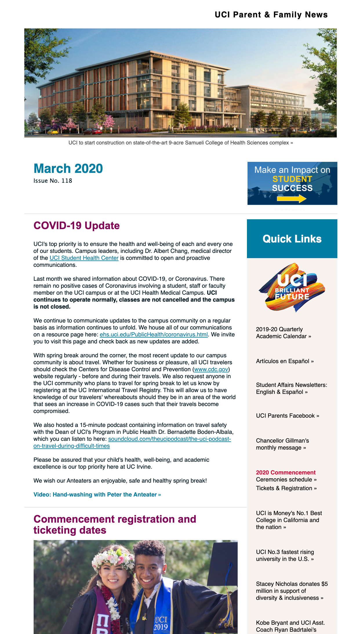 March 2020 eNews