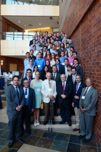 Catalan delegation joins  Pete Balsells and the Balsells Fellows at UCI