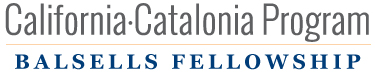 California-Catalonia Program – Balsells Fellowship