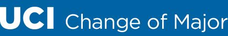 Change of Major