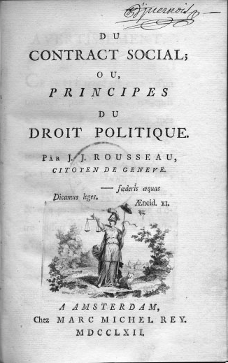 rousseaus infallible general will essay Full-text paper (pdf): the paradox of rousseau: is he a libertarian or a  totalitarian  as one of the 18th century social contract theorists emerging from  the enlightenment  this essay explores the terms for each of these tendencies,  the context in which  however, rousseau did not think that reason was  infallible.