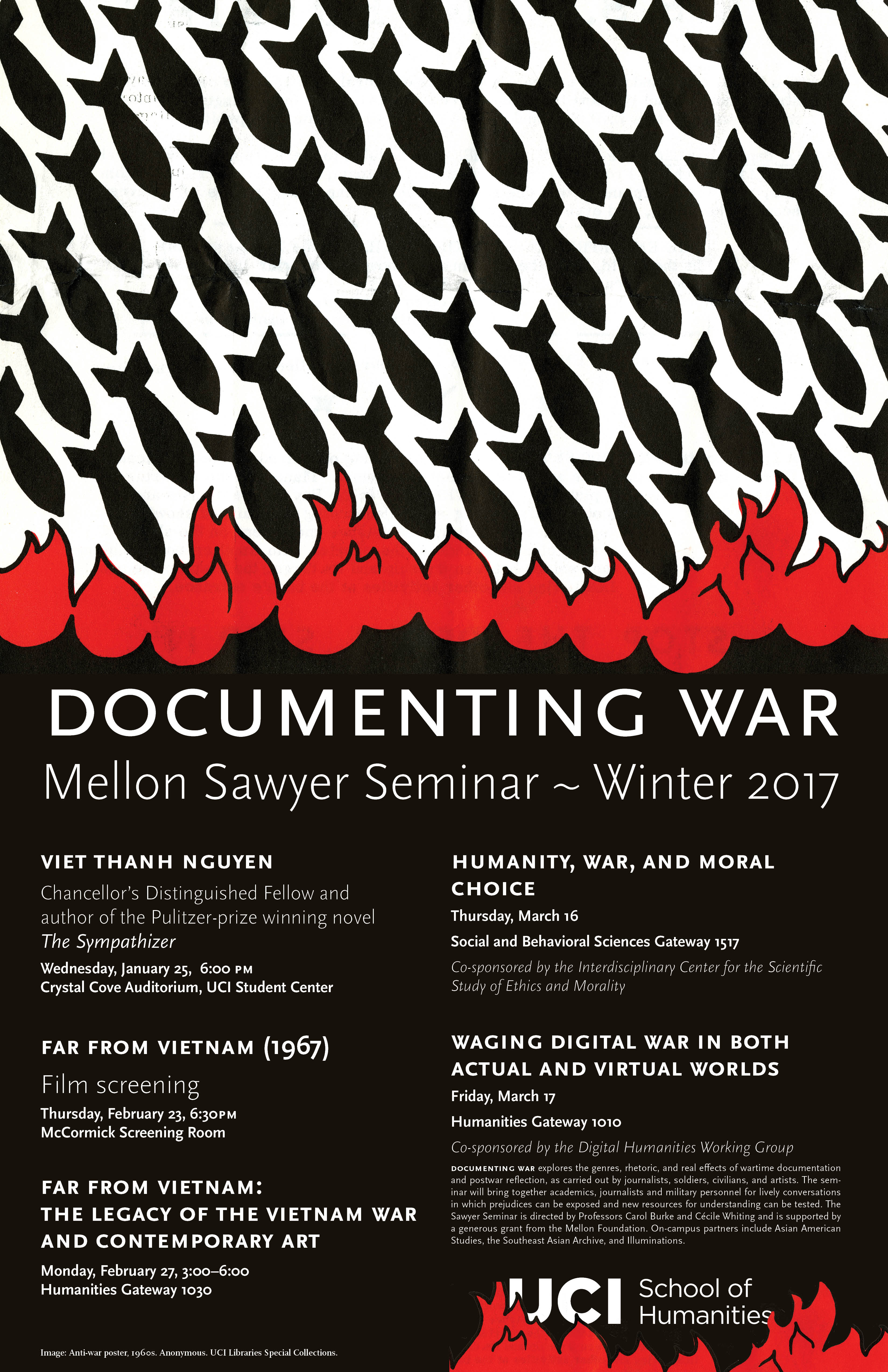 Documenting War Winter 2017