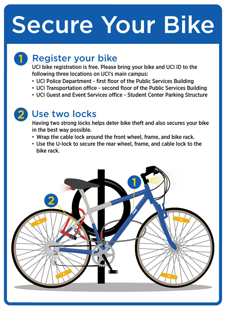 Call Guest Event Services At 949 824 2691 To Check If Your Bicycle Has Been Impounded