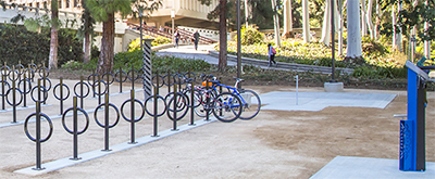 Bike Parking Center Now Open!