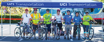 UCI's newest Smart Cyclists