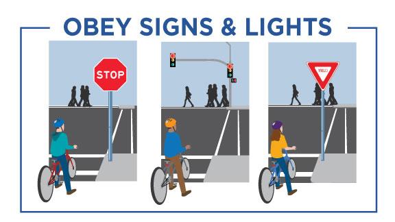 BikeSafety_ObeySign&Light