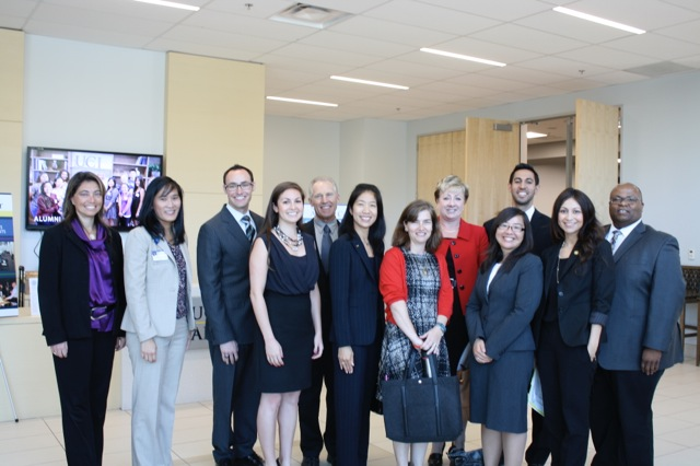 Staff Advisory Committee group photo