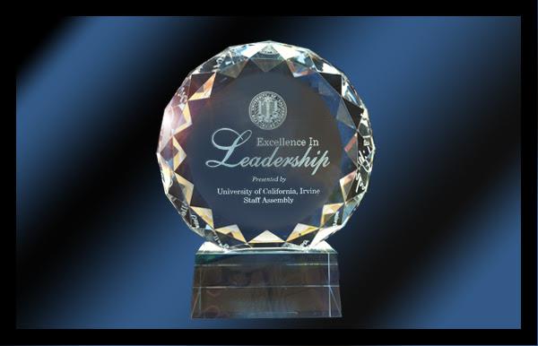 ExcellenceInLeadershipAward Trophy