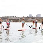 Paddle the Newport Back Bay 2016 – Paddleboarding
