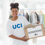 2018 Community Relations Committee for a Professional Clothing and Accessories Drive