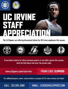 LA Clippers Flyer