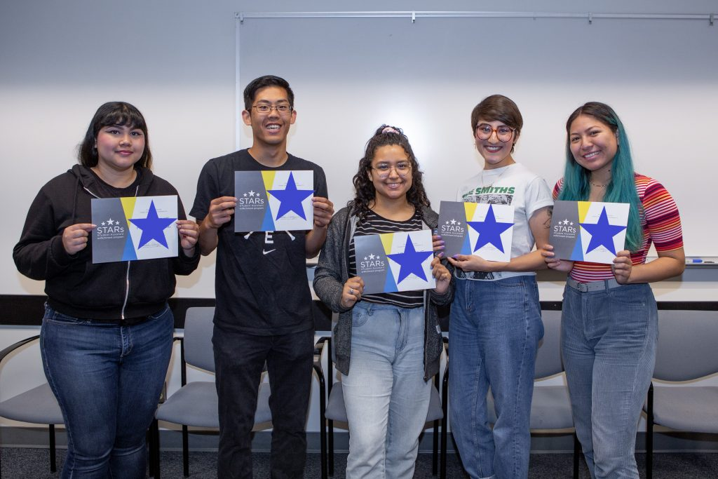 Congrats to our STARS who completed the program!