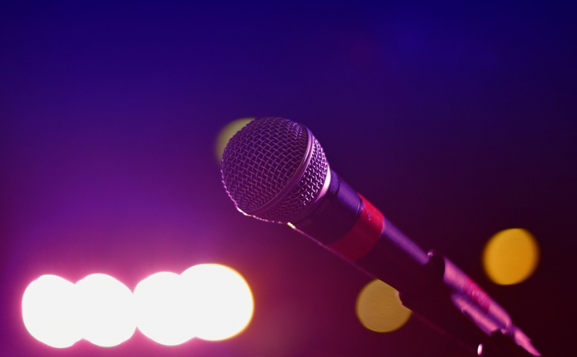 The Craft of Stand-Up Comedy