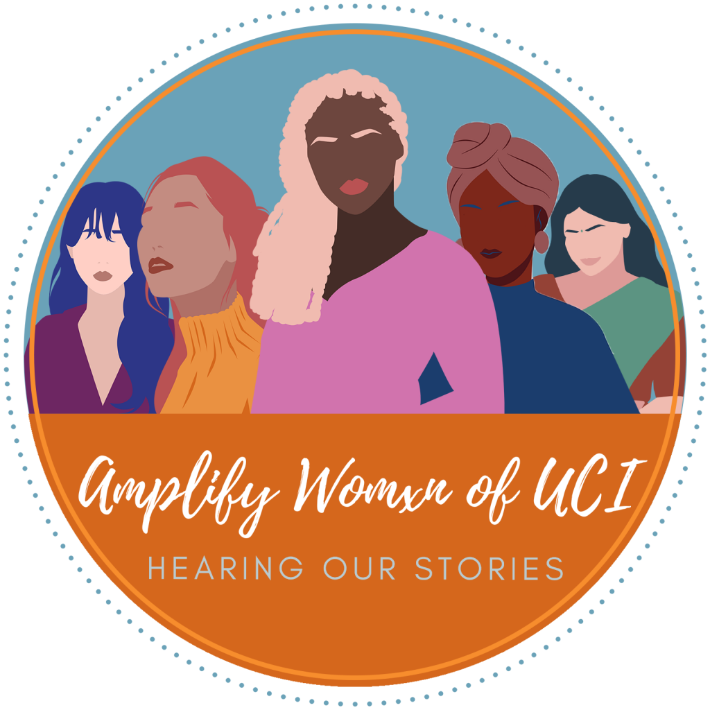 Amplify Womxn of UCI Logo