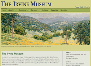 irvine-museum