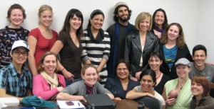 Worline-Qual Research class 2009-10 003, cropped
