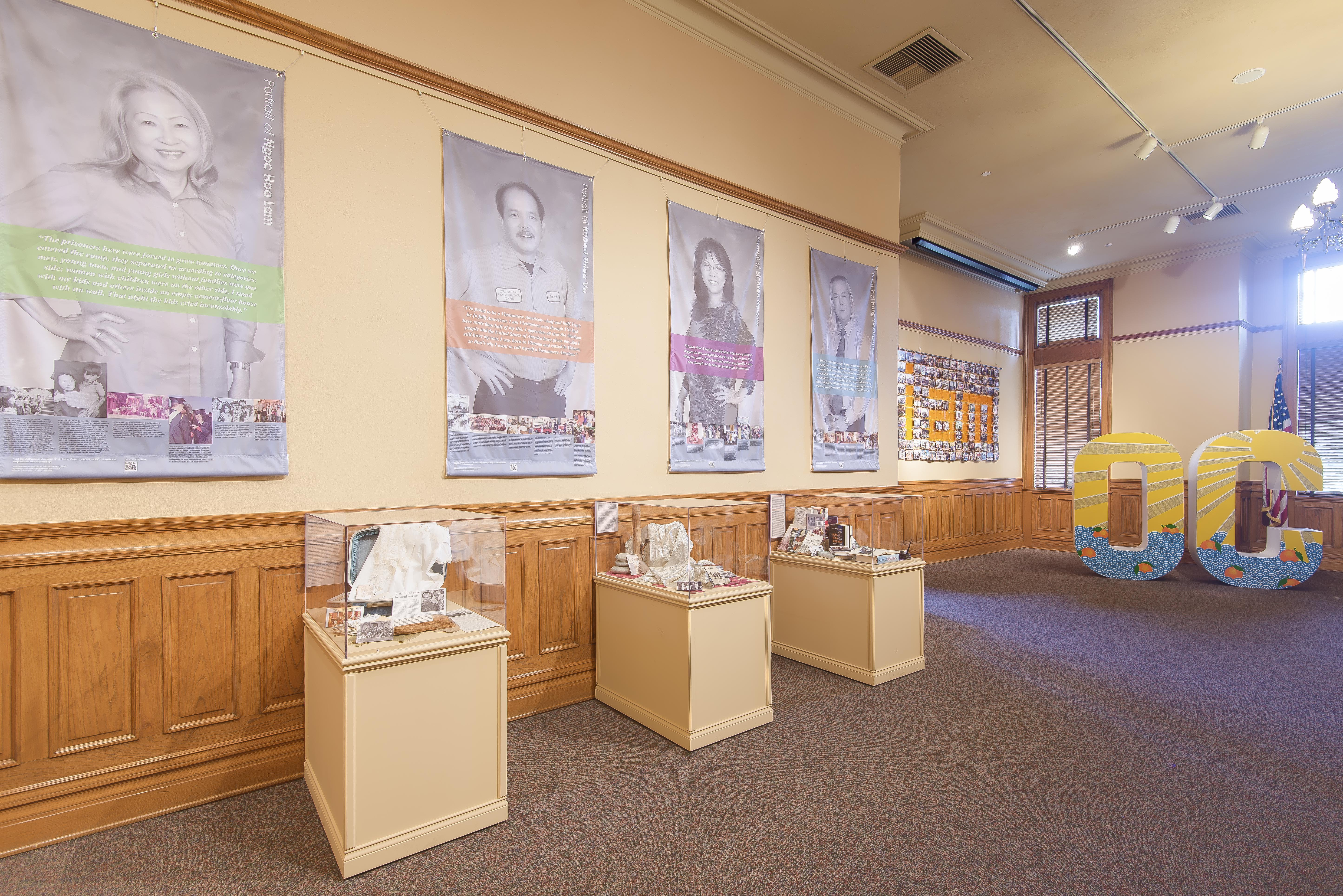 UCI-OC Parks exhibition celebrates diversity of Vietnamese American experience