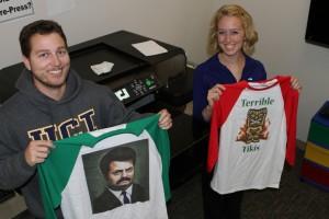 T-shirt Printing at The ARC | piloSA