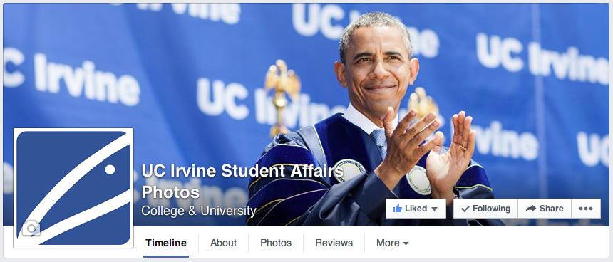 Student Affairs Photos on Facebook