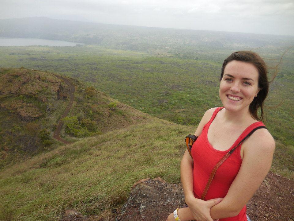 Eliza Collison-Fulbright Fellow-Nicaragua